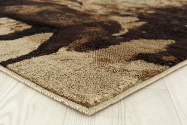 Elk Bugle Rug Edge View | Rugs For Sale Outlet