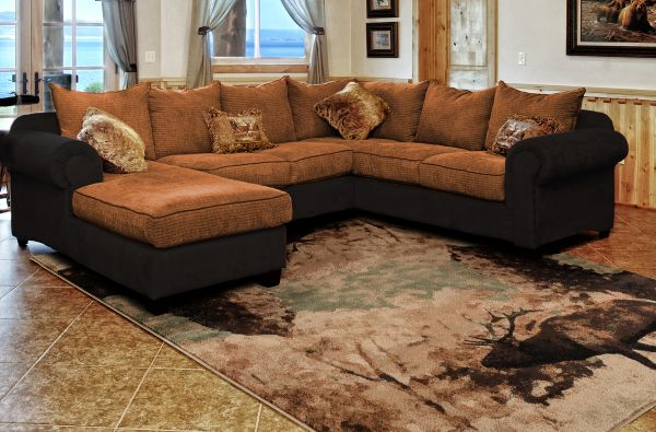 Elk Bugle Rug Room View | Rugs For Sale Outlet