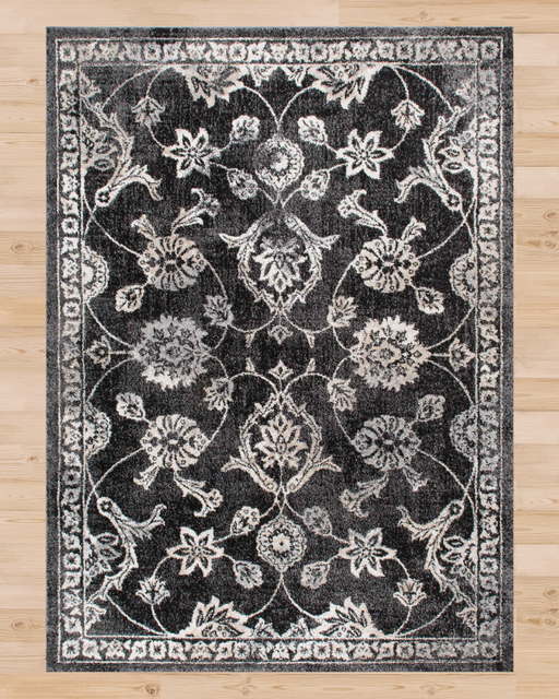 Emeryville Black Rug | Rugs For Sale Outlet