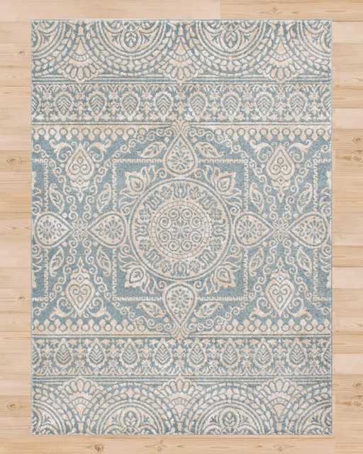Fontana Blue Rug | Rugs For Sale Outlet