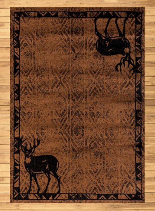 Hudson Brown Rug | Rugs For Sale Outlet