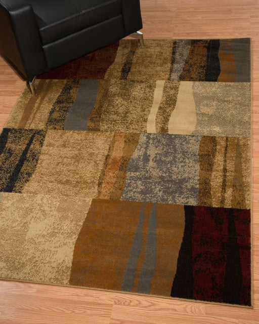 Jazzy Modern Rug Room View | Rugs For Sale Outlet