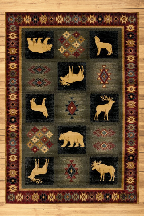 Mountain View Rug | Rugs For Sale Outlet