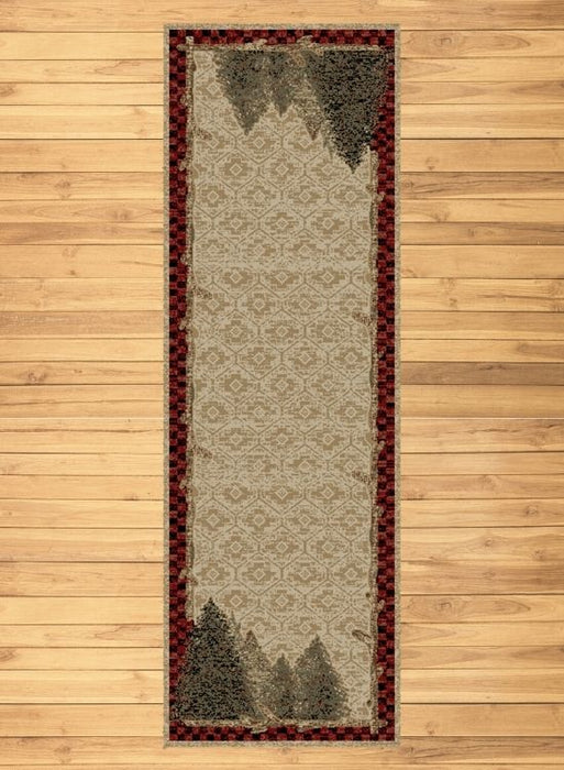 Nature Beige Rug Runner | Rugs For Sale Outlet