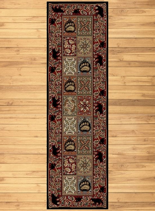 Nature Lodge Rug Runner | Rugs For Sale Outlet