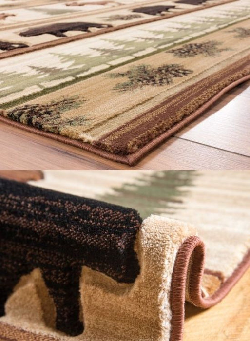 Ponderosa Rug Corners | Rugs For Sale Outlet