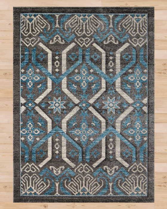 Rio Rancho Gray Rug | Rugs For Sale Outlet