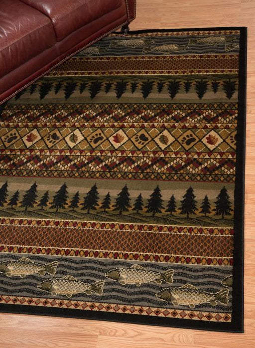 River Trout Rug | Rugs For Sale Outlet