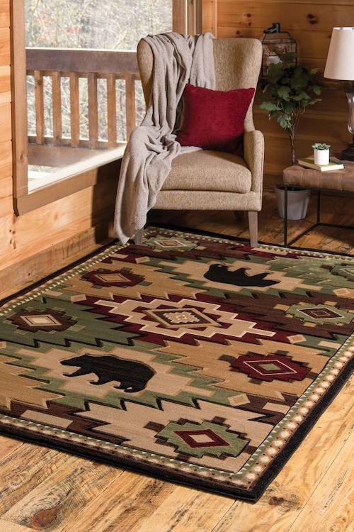 Camp Bear Eye | Rugs For Sale Outlet