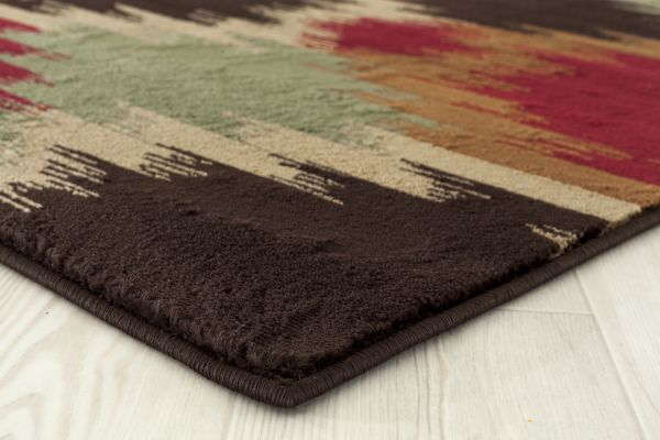 Santa Rosa Rug Edge View | Rugs For Sale Outlet