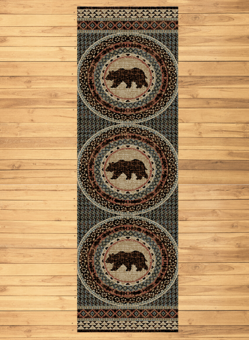 Spirit Lake Multi Rug Runner | Rugs For Sale Outlet