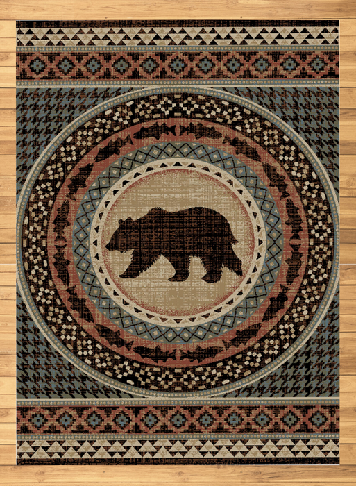 Spirit Lake Multi Rug | Rugs For Sale Outlet
