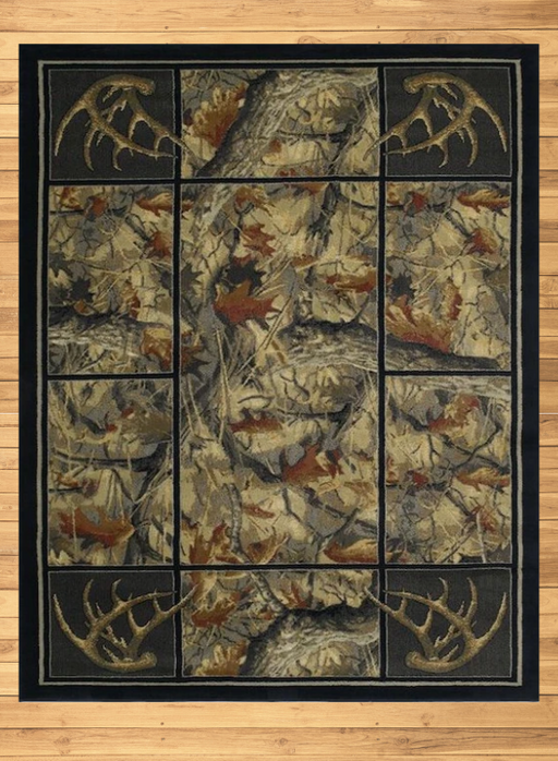 Autumn Antler Rug | Rugs For Sale Outlet