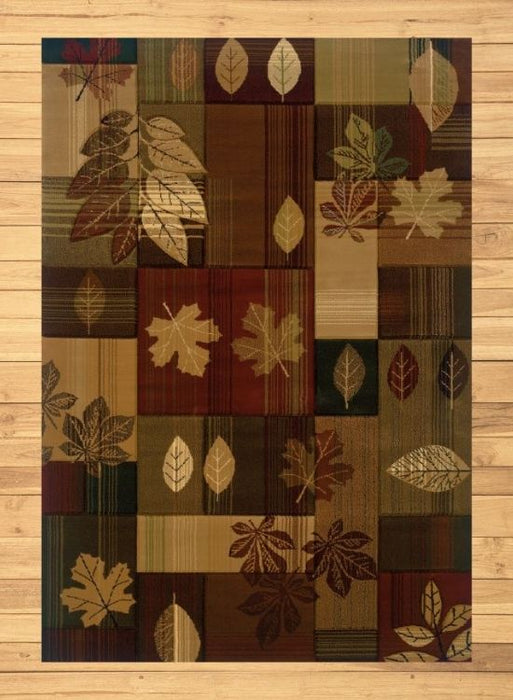 Autumn Multi Rug Overview | Rugs For Sale Outlet