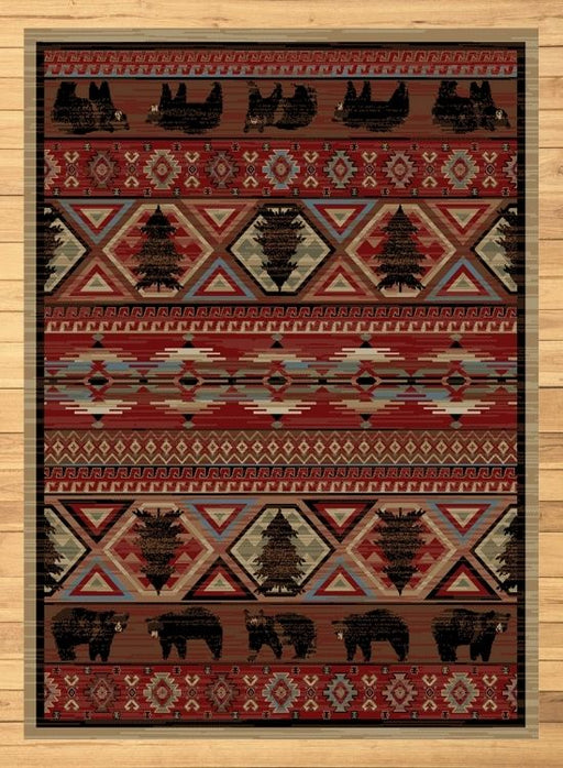 Bear Mirage Rug | Rugs For Sale Outlet