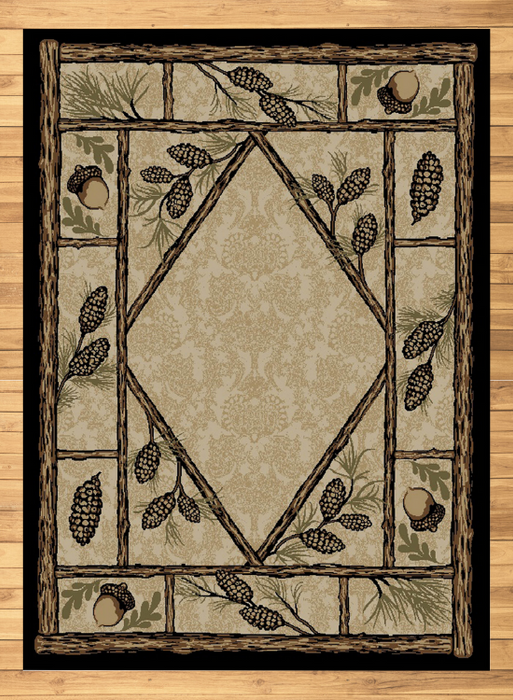 Pine Branch Lane Rug | Rugs For Sale Outlet
