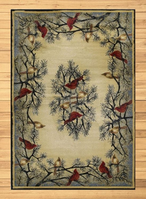 Cardinal Pine Rug | Rugs For Sale Outlet