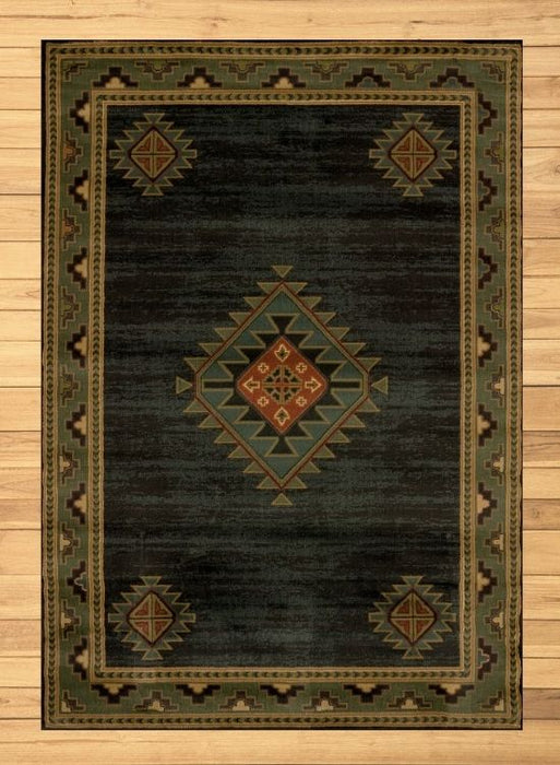 Corona Blue Rug | Rugs For Sale Outlet