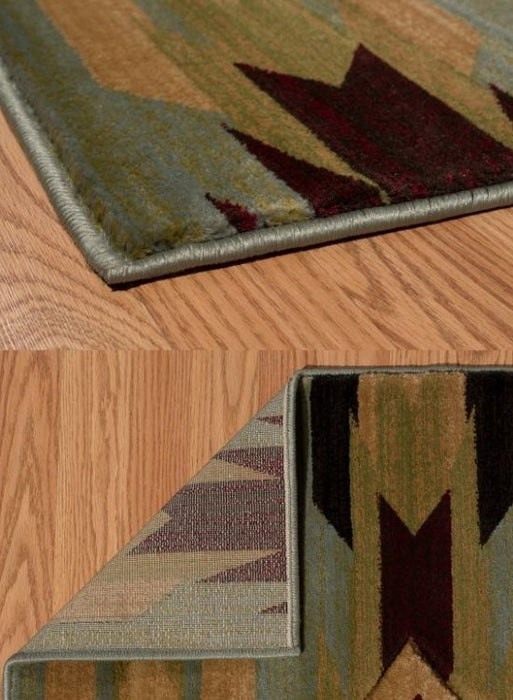 Diamond Mesa Rug Corners | Rugs For Sale Outlet
