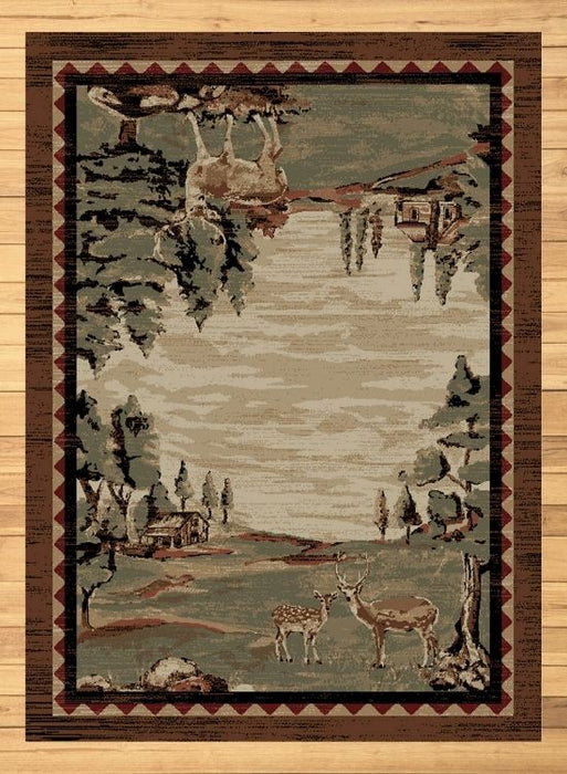 Farm Buck Rug | Rugs For Sale Outlet