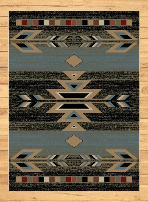 Glendale Sky Rug | Rugs For Sale Outlet