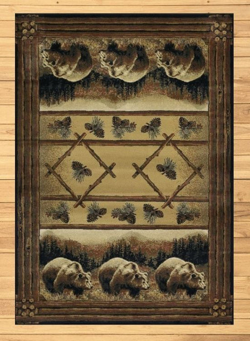 Grizzly Valley Rug | Rugs For Sale Outlet