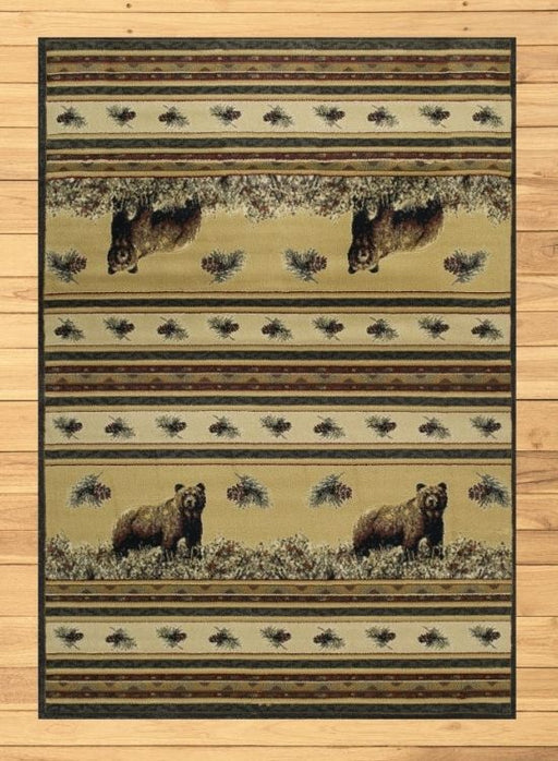 High Point Bear Rug | Rugs For Sale Outlet