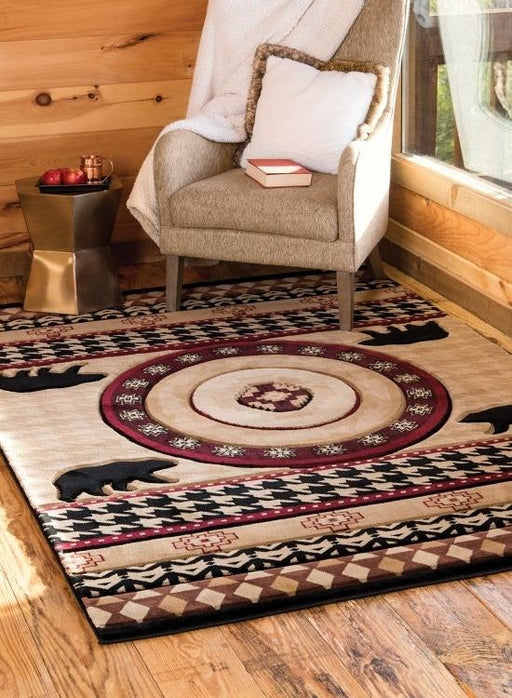 Highland Bear Rug | Rugs For Sale Outlet