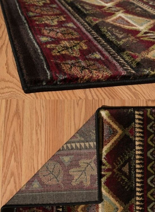 Hilltop Elk Rug Corners | Rugs For Sale Outlet