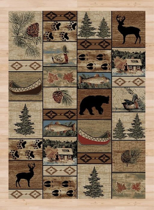 Lookout Lake Rug | Rugs For Sale Outlet