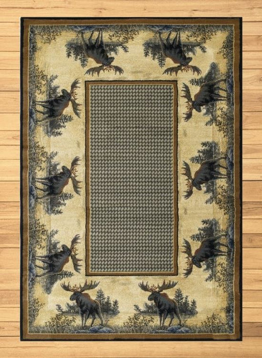 Mad Moose Rug | Rugs For Sale Outlet