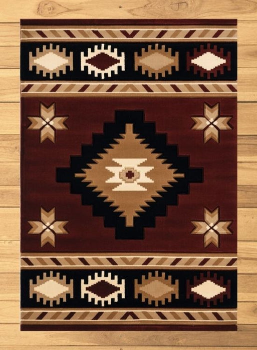 Mahogany Eye Rug Overview | Rugs For Sale Outlet