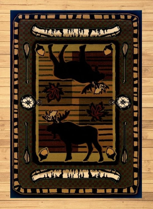 Moose Haven Rug Overview | Rugs For Sale Outlet