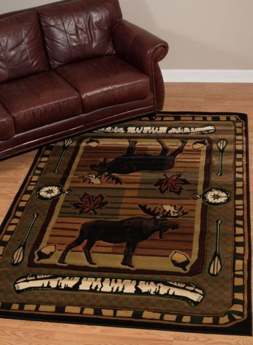 Moose Haven Rug | Rugs For Sale Outlet
