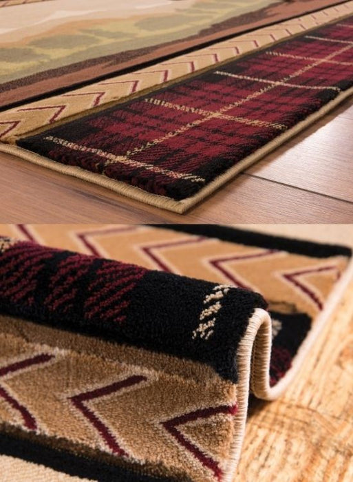 Moose Mountain Rug Corners | Rugs For Sale Outlet