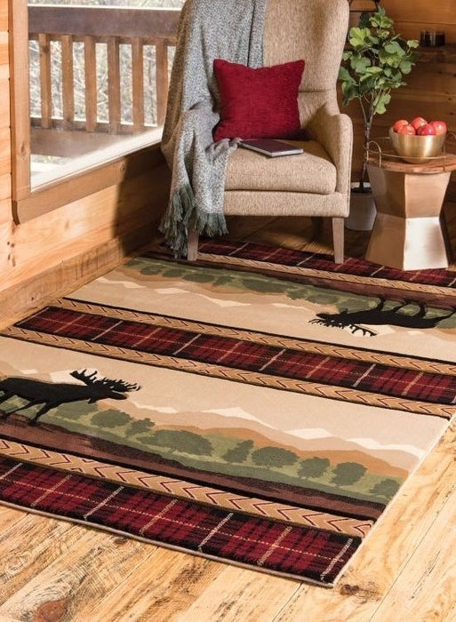 Moose Mountain Rug | Rugs For Sale Outlet