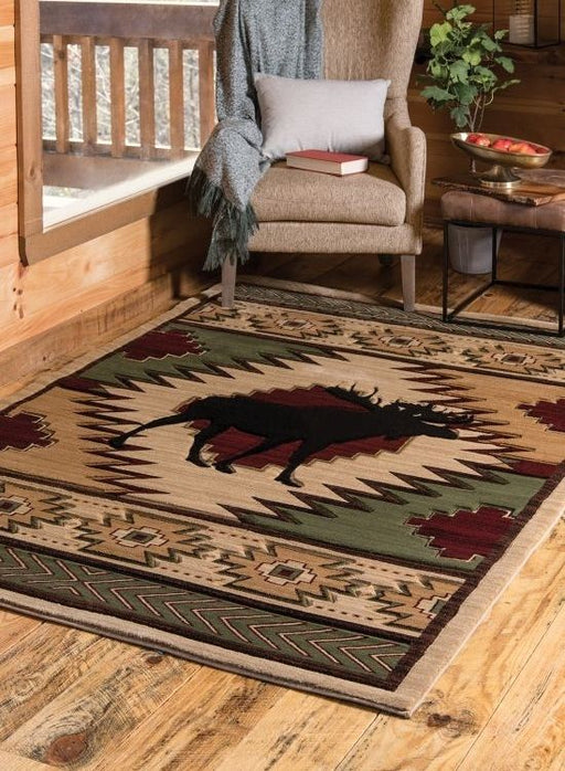 Moose Valley Rug | Rugs For Sale Outlet