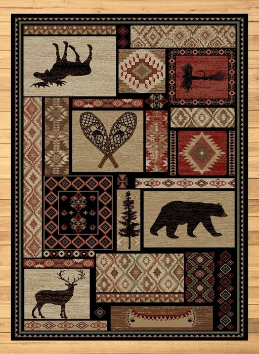 Mountain Serenity Rug | Rugs For Sale Outlet