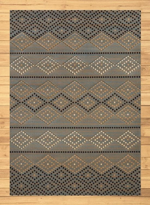 Nogales Blue Rug Overview | Rugs For Sale Outlet