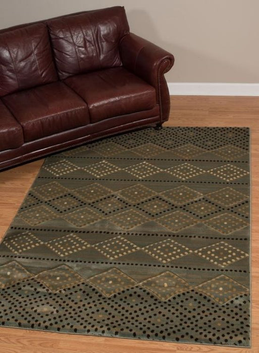 Nogales Blue Rug | Rugs For Sale Outlet