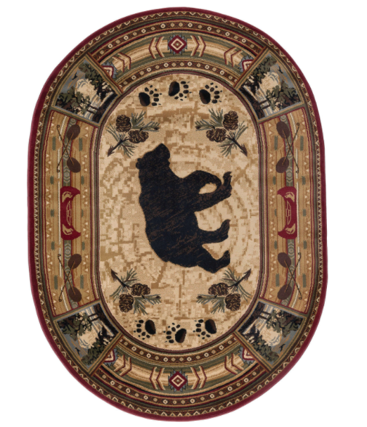 Northern Waters Rug Oval | Rugs For Sale Outlet