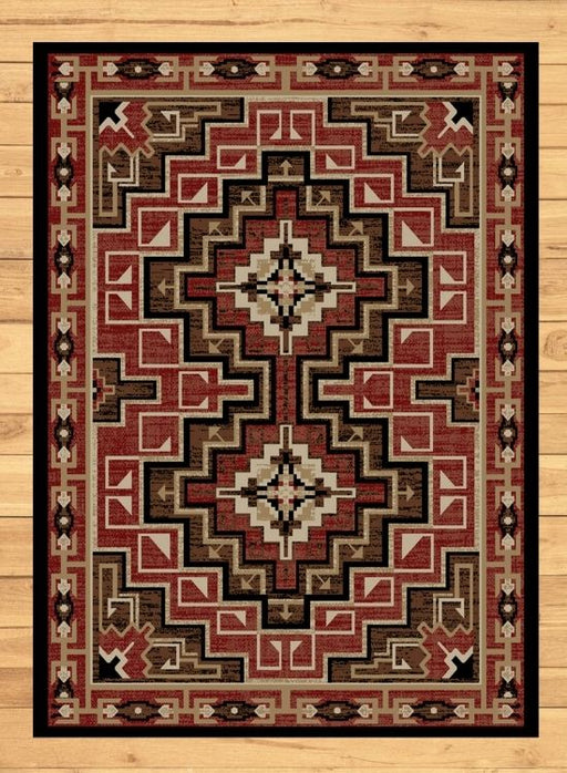 Pima Ruby Rug | Rugs For Sale Outlet