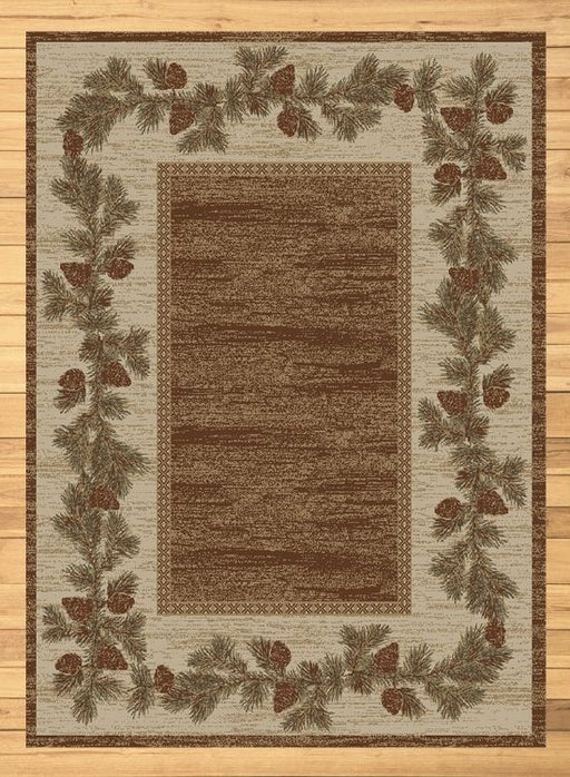 Pinewood Square Rug | Rugs For Sale Outlet