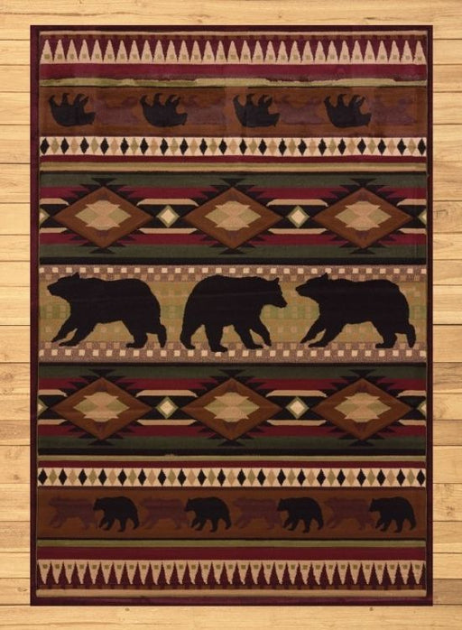 Prospect Bear Rug | Rugs For Sale Outlet