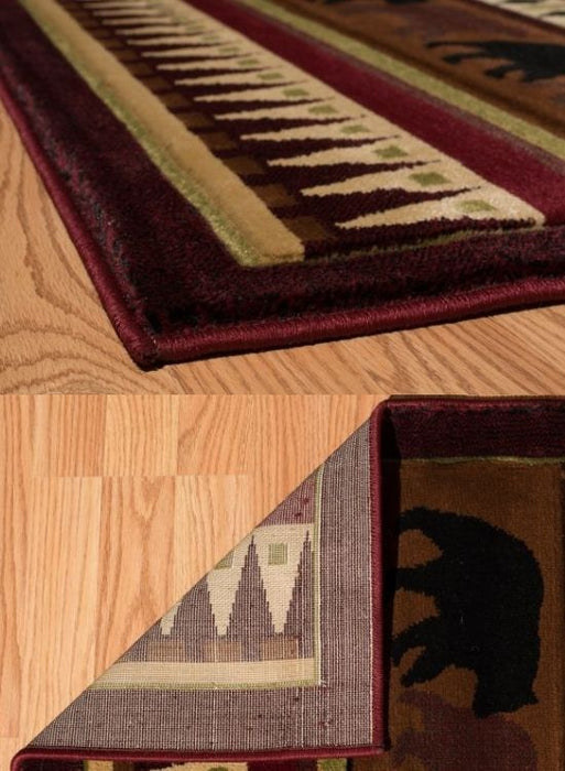 Prospect Bear Rug Pile | Rugs For Sale Outlet