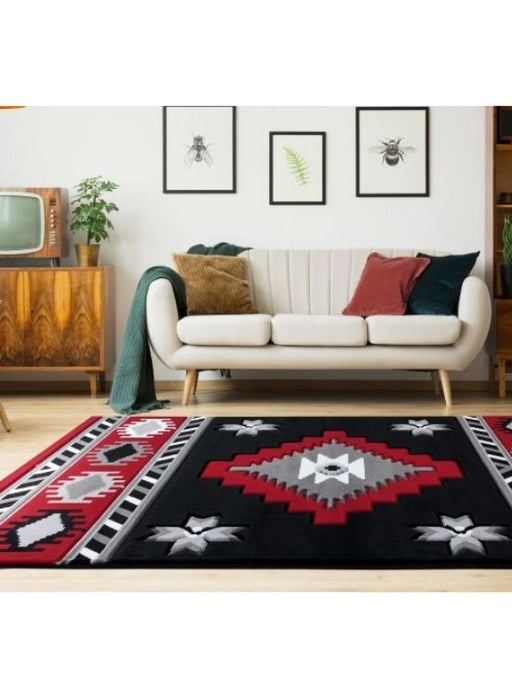Red Eye Rug | Rugs For Sale Outlet