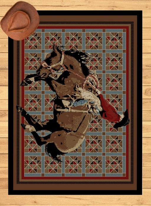 Rodeo Square Rug | Rugs For Sale Outlet