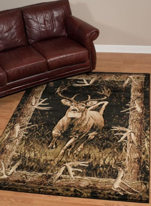 Running Buck Rug | Rugs For Sale Outlet