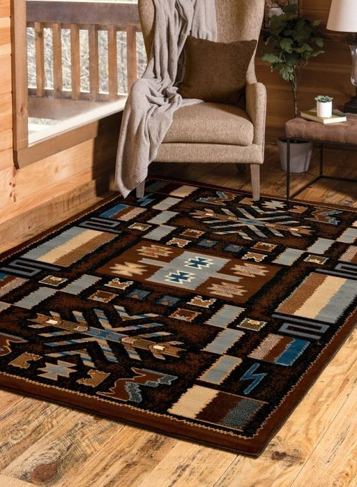 San Luis Multi Rug | Rugs For Sale Outlet