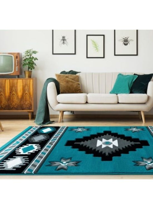 Sapphire Eye Rug | Rugs For Sale Outlet